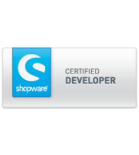 Shopware Certified Developer